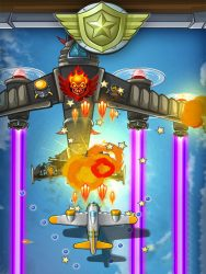 space shooter plane